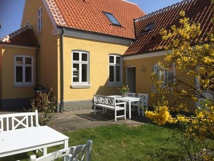 Skagen C  ❤️ Dejligt hus til 18 Prs. 350 m fra Havn 150 m fra svømmehal/Bryghuset