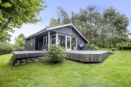 Bønnerup Strand - Skønt nyrenoveret sommerhus til 4 udlejes