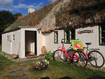 Det dejligste sommerhus på Læsø. Et hus med sjæl og plads til 9