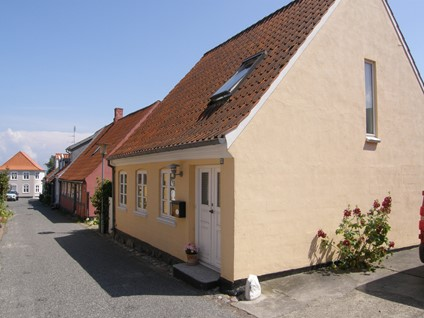 Dejligt byhus centralt i Marstal på Ærø