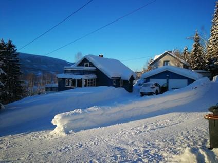 Hus (8 senge) ved Kvittfjell, Skeikampen og Hafjell i Gudbrandsdalen