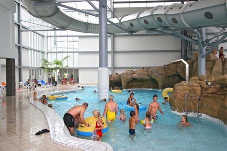 Seawest Feriecenter - Badeland