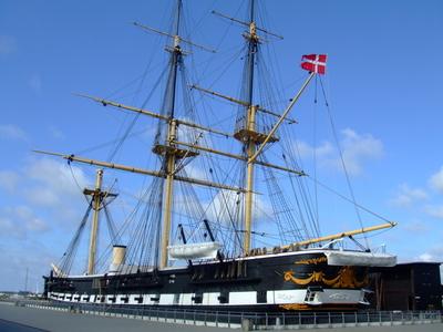 Fregatten Jylland (48km)
