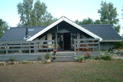 Sommerhus - front