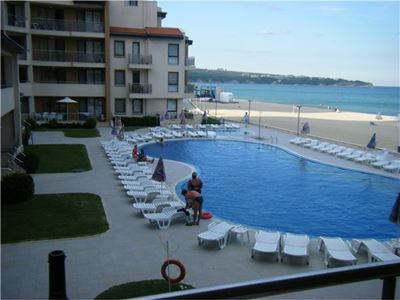 Apartment 40 mtrs from the Black Sea in Obzor in Bulgaria