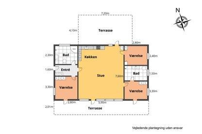 Sommerhus 13157