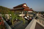 Lej bolig i Hua Hin Thailand, Penthouse-lejlighed med stor tagterrasse med egen swimmingpool og stor