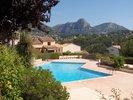 Provence / Vence - hus med pool. Tæt ved Nice / Cannes