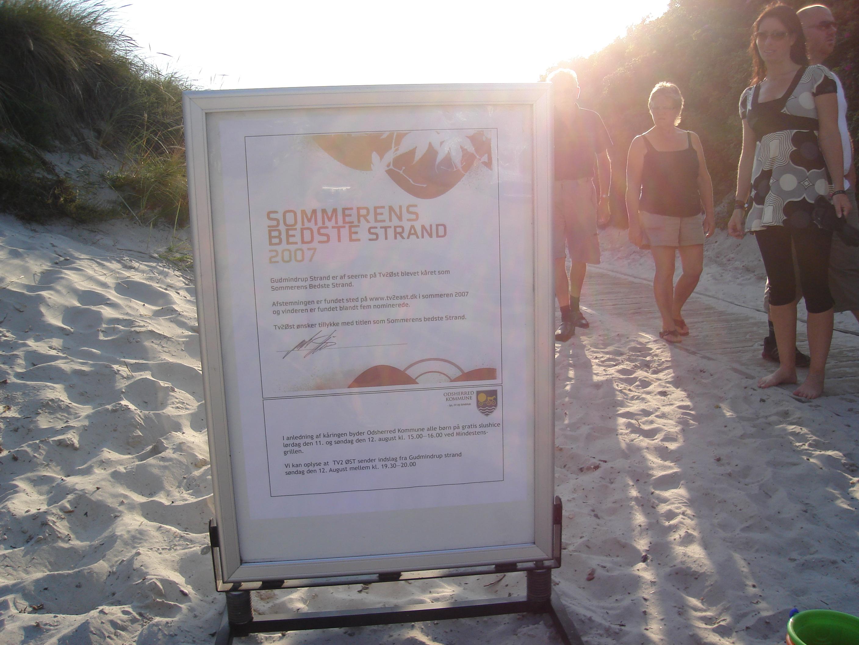 strand Gudmindrup strand