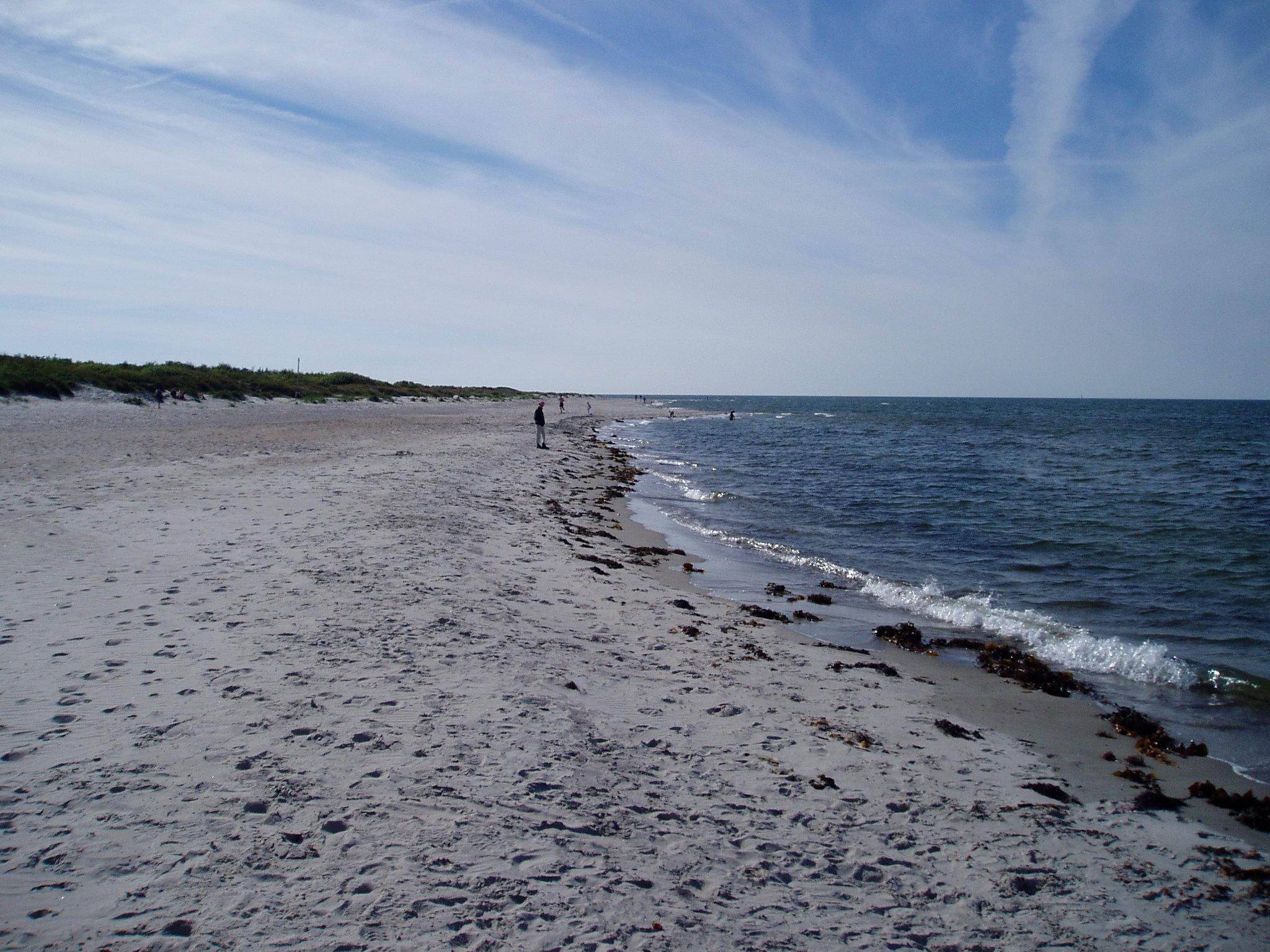 strand Gjerrild Nordstrand