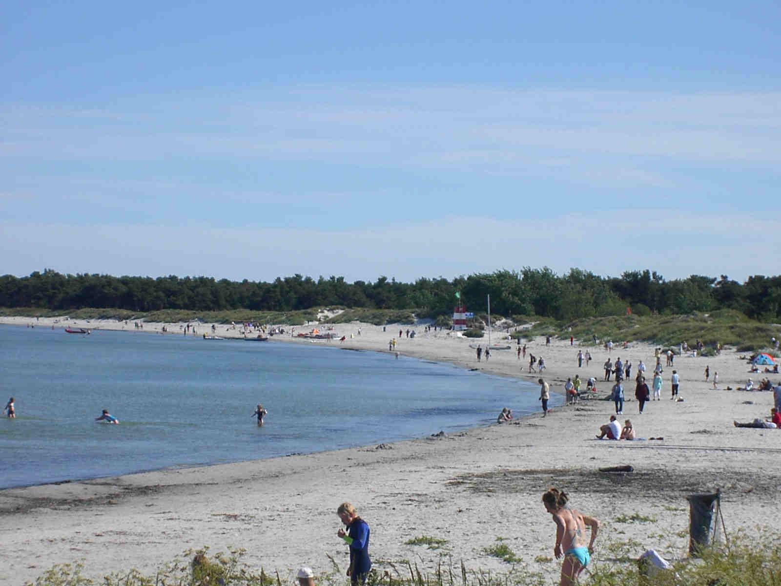strand Femmøller Strand